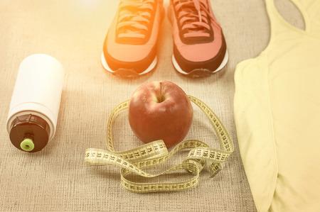 Beautiful sport set for running.