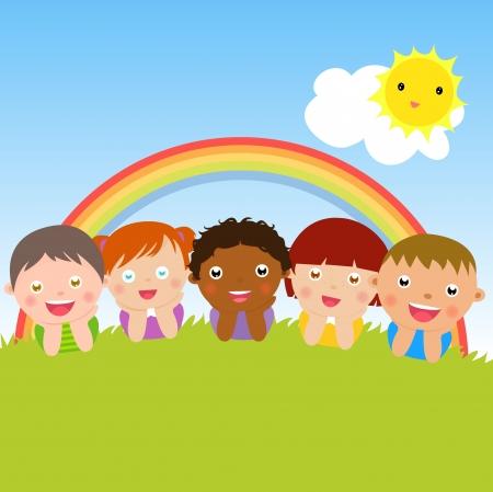 Illustration for children - Royalty Free Image