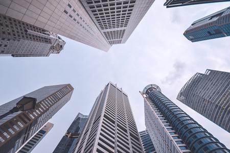 Photo pour Central Business District - image libre de droit