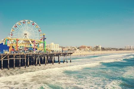 Photo for Santa Monica, California - Royalty Free Image