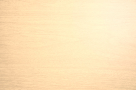 Photo for closeup detail of abstract beige wood texture background with light on top right - Royalty Free Image