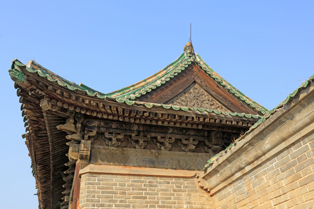 Photo for Ancient Chinese traditional architecture - Royalty Free Image