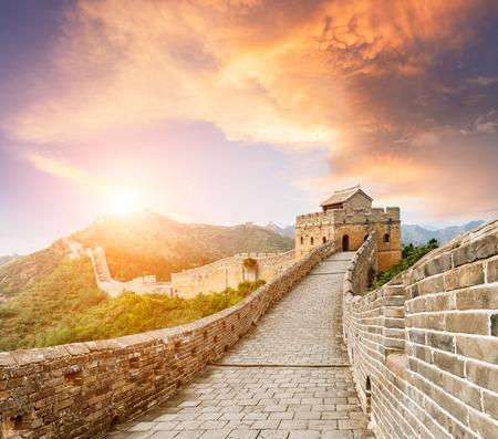 Photo for The famous Great Wall of China,jinshanling - Royalty Free Image