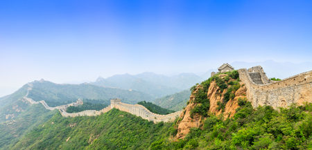 Photo for Great Wall of China,jinshanling - Royalty Free Image