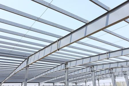 Photo pour The steel structure - image libre de droit