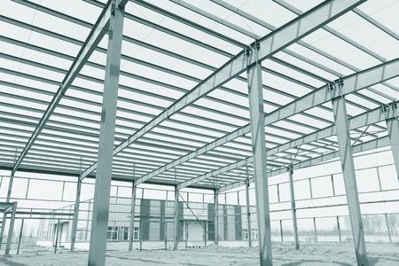 Photo for The steel structure - Royalty Free Image