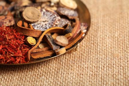 Foto de Chinese herbal medicine - Imagen libre de derechos