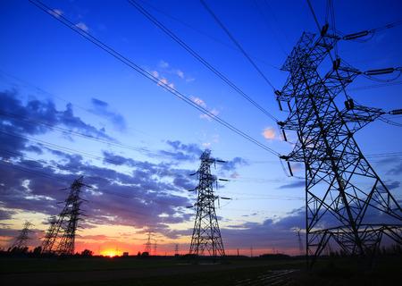 Foto de pylon - Imagen libre de derechos