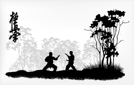 karate occupations