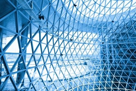 Foto de Abstract shot of modern building - Imagen libre de derechos