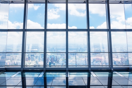 Foto de interior of modern buildings - Imagen libre de derechos