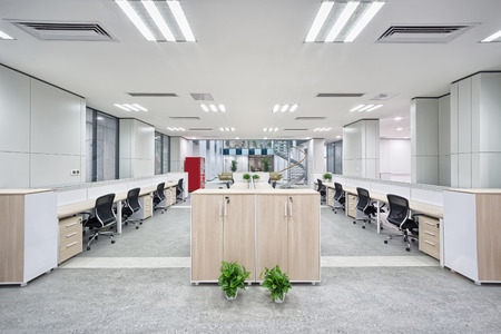 Photo for modern office interior - Royalty Free Image