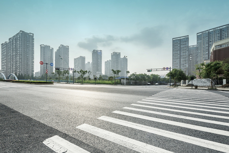 Photo for Zebra crossing - Royalty Free Image