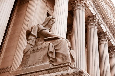 Photo for The Supreme Court building in Washington, DC - Royalty Free Image