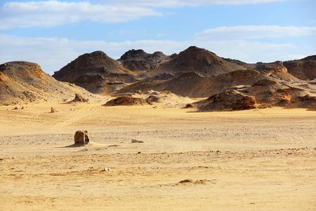 Sahara desert, Western desert, Egypt, Africa