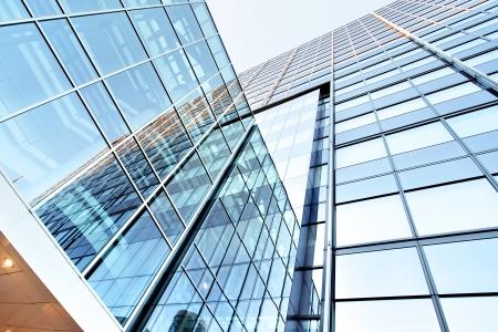 Foto de Office building close up - Imagen libre de derechos