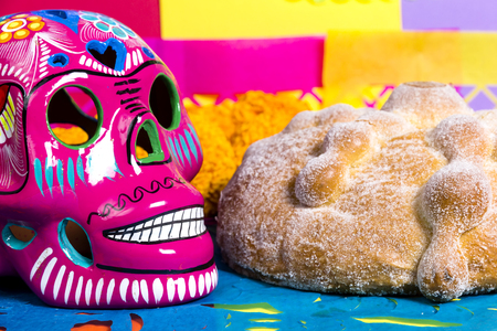 Photo for Day of the dead celebration - Royalty Free Image