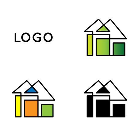 Foto de House logo - Imagen libre de derechos